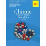 Chimie clasa 12 - Manual C1/C2 - Luminita Vladescu