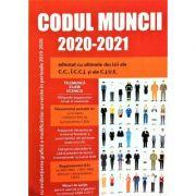 Codul muncii 2020 - 2021