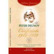 Conferinte 1924-1929. Volumul 6 - Peter Deunov