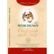 Conferinte 1930-1937, volumul 7 - Peter Deunov