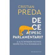 De ce ațipesc parlamentarii? - Cristian Preda
