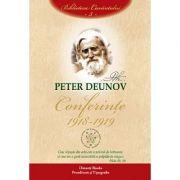 Conferinte 1918-1919. Volumul 3 - Peter Deunov