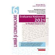 Evaluarea Națională 2021 Limbă și comunicare la finalul clasei a VI-a - Geanina Cotoi