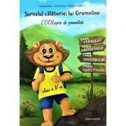Jurnalul călătoriei lui Gramolino, COOLegere de gramatică, clasa a V-a - Corina Popa