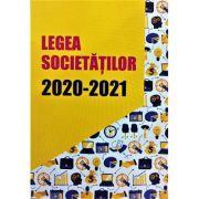 Legea societatilor comerciale 2020-2021