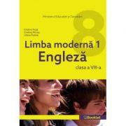 Limba Engleza L1 - Manual pentru Clasa a 8-a - Cristina Truta