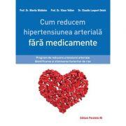 Cum reducem hipertensiunea arterială fără medicamente