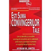 Esti suma convingerilor tale - Hyrum W. Smith