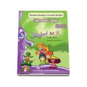 Fairyland 3A, Pupils Book. Manual de Limba Engleza pentru clasa a III-a - Semestrul I (Contine CD cu manualul in format digital) - Virginia Evans