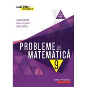 Probleme de matematica pentru clasa a IX-a. Consolidare - Ovidiu Badescu