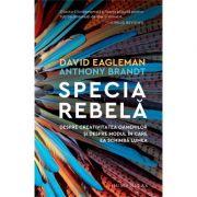 Specia rebelă. Despre creativitatea oamenilor și despre modul în care ea schimbă lumea - Anthony Brandt