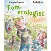 Tom, ecologist - Genevieve Rousseau