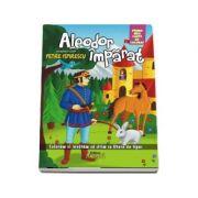 Aleodor Imparat. Prima mea carte de colorat - Petre Ispirescu