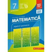 Matematica, consolidare. Culegere pentru clasa a VII-a, partea 2 - Anton Negrila