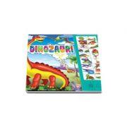 Dinozauri - Carte cu sunete