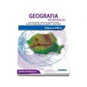 Geografia Romaniei, manual pentru clasa a VIII-a - Dorin Fiscutean