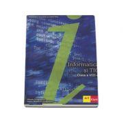 Informatica si TIC, manual pentru clasa a VIII-a - Mihaela Giurgiulescu