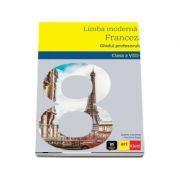 Limba moderna 2 franceza pentru clasa a VIII-a. Ghidul profesorului - Mariana Popa