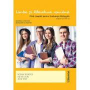 Limba si literatura romana, ghid complet pentru evaluarea nationala clasa a VIII-a - Marinela Pantazi