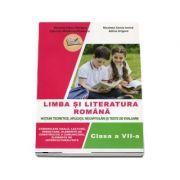 Limba si literatura romana pentru clasa a VII-a - Mihaela-Elena Patrascu