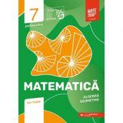 Matematică. Algebră, geometrie. Caiet de lucru. Clasa a VII-a. Inițiere. Partea II - Ion Tudor