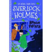 Sherlock Holmes. Banda pătată - Stephanie Baudet