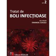 Tratat de boli infectioase, volumul 2 - Emanoil Ceausu