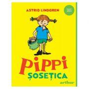 Pippi Șosețica - Astrid Lindgren