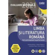 Evaluare Nationala 2021 la Limba si Literatura Romana. De la antrenament la performanta - Georgiana Andreea Nistor
