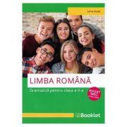 Limba romana, gramatica pentru clasa a V-a - Larisa Kozak