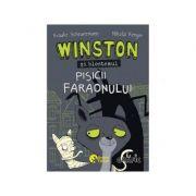 Winston si blestemul pisicii faraonului - Frauke Scheunemann