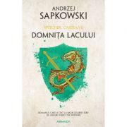 Domnita lacului. Seria Witcher, volumul 7 - Andrzej Sapkowski