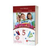 Aritmetica pentru clasa a V-a. Contine o brosura cu rezultate, indicatii si solutii - Artur Balauca