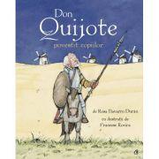 Don Quijote povestit copiilor - Rosa Navarro Duran
