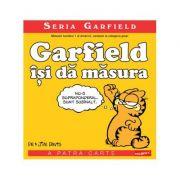 Garfield își dă măsura, cartea a 4-a - Jim Davis