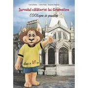 Jurnalul călătoriei lui Gramolino, COOLegere de gramatică clasa a VI-a - Corina Popa