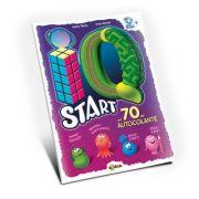 Marea carte de colorat. IQ start 2 plus (70 de autocolante) - Insa Tautu