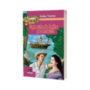 Opt sute de leghe pe Amazon - Jules Verne