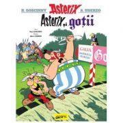Asterix și goții, volumul 3 - Rene Goscinny
