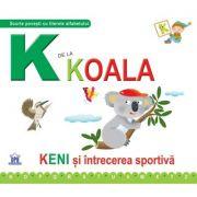 K de la Koala - Greta Cencetti