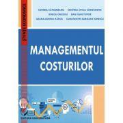 Managementul costurilor - Sorinel Capusneanu