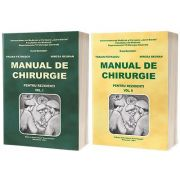 Manual de chirurgie pentru rezidenti, Volumele I si II - Traian Patrascu