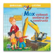 Max viziteaza santierul de constructii - Christian Tielmann