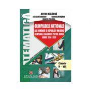 Olimpiadele Nationale ale Romaniei si Republicii Moldova, clasele V-VIII, partea a II-a - Artur Balauca