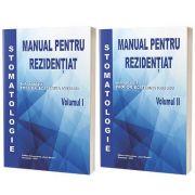 Stomatologie manual pentru rezidentiat (2 volume) - Ecaterina Ionescu