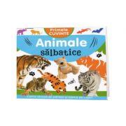 Animale salbatice. Primele cuvinte