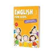 English for kids, caiet de lucru pentru clasa a II-a, editia a V-a - Cristina Mircea