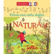 Prima mea carte despre natura - Minna Lacey