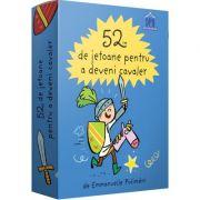 52 de jetoane pentru a deveni cavaler - Emmanuelle Polimeni