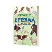 Animale de la ferma cu peste 50 de abtibilduri